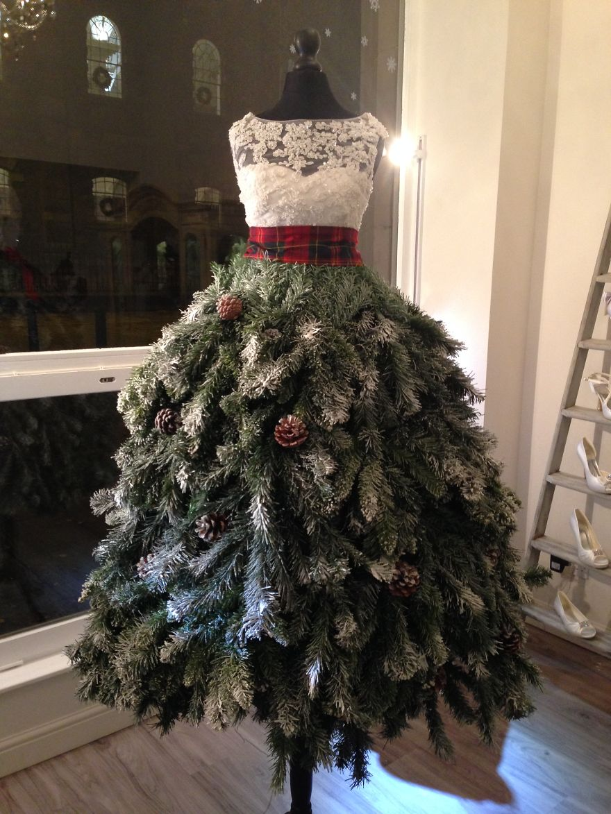 15 of the most creative christmas trees ever Creative christmas trees to make