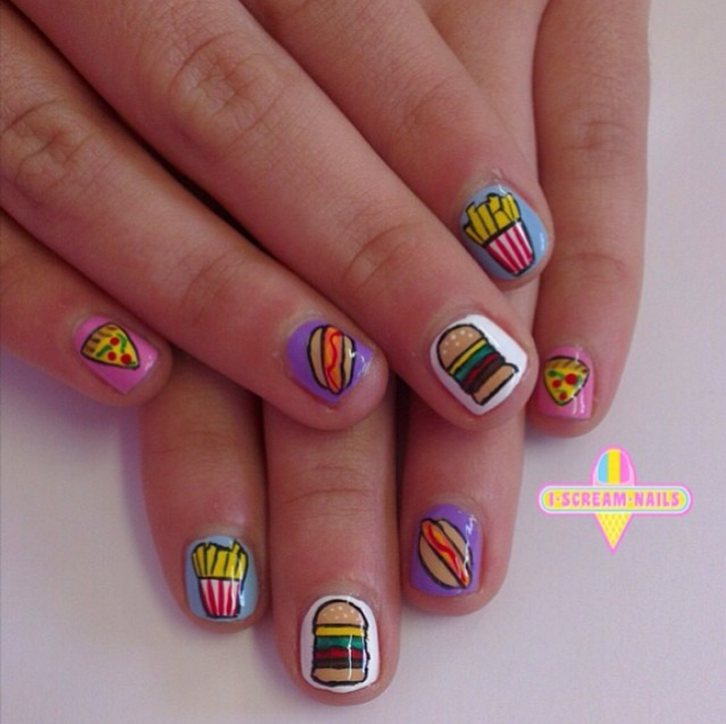 27 Amazing Sets of Nail Art Design