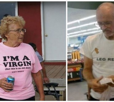 20 Folks Who Prove that the Older One Gets, the Less they Care About What they Wear