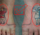 These 33 Very Cute BFF Tattoos Are Awesome