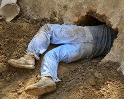 Guy Digs Tunnel Under His Bed; You'll Never Guess Where it Leads To