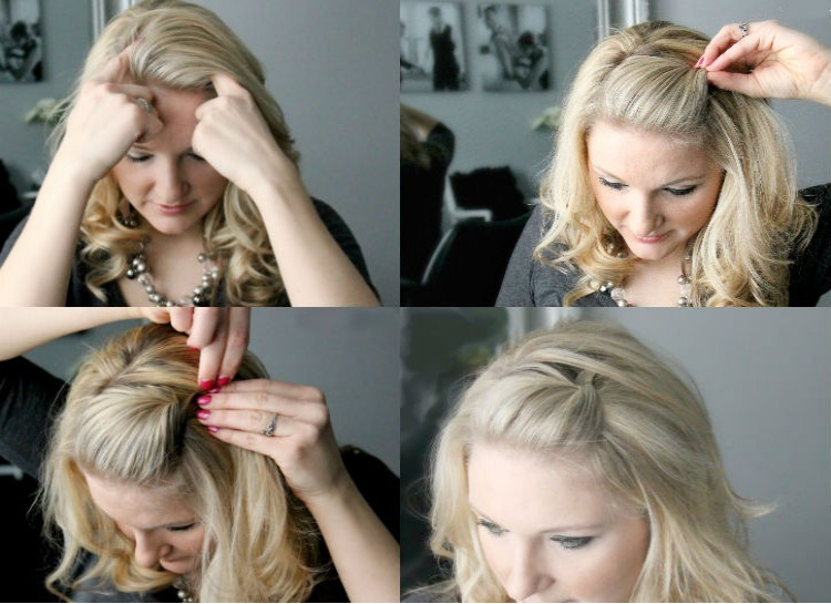 18 Ways To Hack Your Hairstyle With Bobby Pins