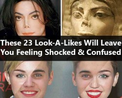 23 Look-A-Likes Will Make you Think Twice