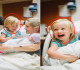 Siblings Meet For The First Time; So Adorable
