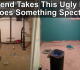 Wait 'til You see What This GF Did To a Room While He was Away