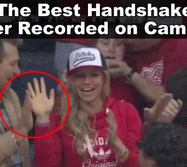 When 21 Handshakes Gone Horribly Wrong!