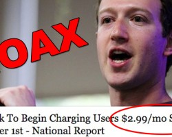 Facebook To Charge Users? Here's The Truth.