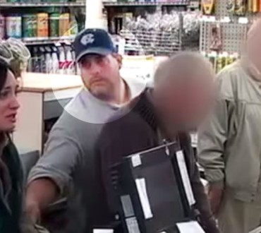 This Single Mom Couldn't Afford Her Shopping. Just WATCH The Guy Behind Her