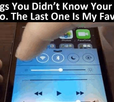 21Things You Had No Idea Your iPhone Could Do