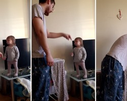 This Little Girl Stands Up For Herself To Her Daddy And The Internet's Hearts Melted