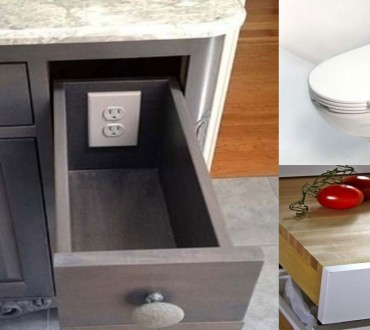 34 DIY Home Improvement Tricks that will make your Home Awesome