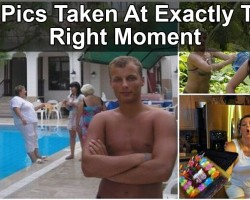 15 Pics Taken at Exactly the Right Moment