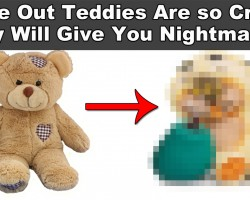 The Creepiness Inside Your Teddy Bear