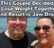 This Couple Lost 280 lbs Of Weight Together. Such An Inspirational Story.