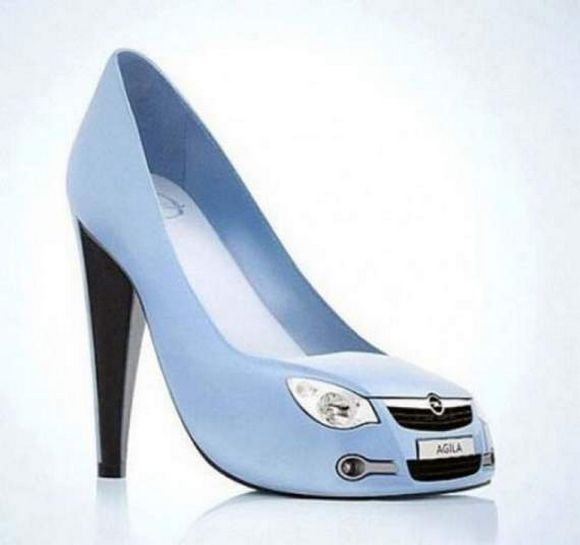34 Of The Weirdest Pairs Of Shoes