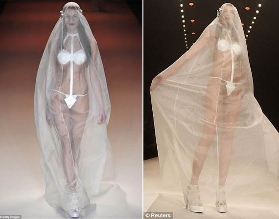 I Guess She Wanted A Transpa Wedding